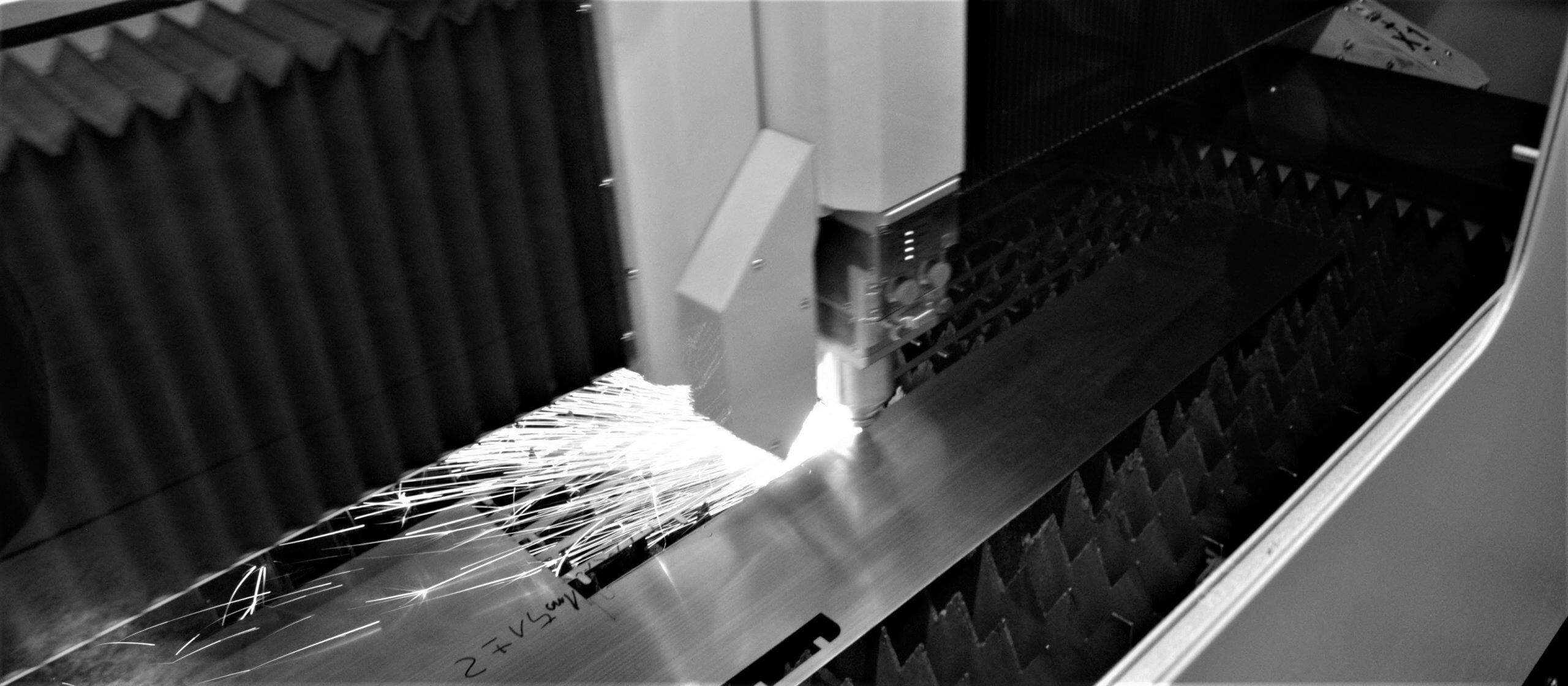 Řezání laserem